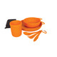 Sea to Summit Delta Camp Set Orange